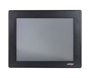 "7"" Widescreen HMI with 2 Serial, 1 Ethernet, USB Device"