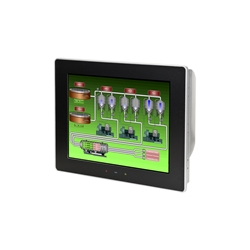 "Graphite 10"" Moduar Touchscreen INDOOR,24V"